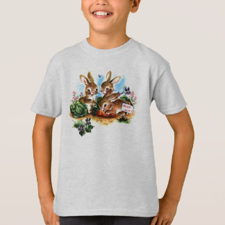 Vintage Bunnies T-Shirt
