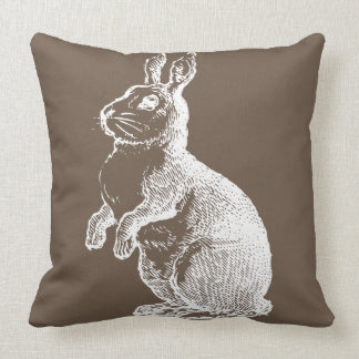 Vintage Bunny Pillow