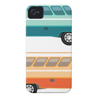 Vintage bus iPhone 4 Case-Mate case