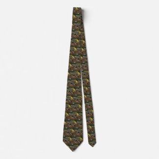Vintage Business Architect Construction Contractor Tie