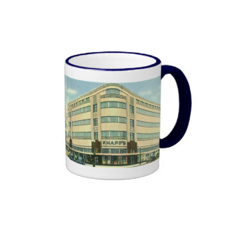 Vintage Business, Knapp's Department Store Coffee Mug