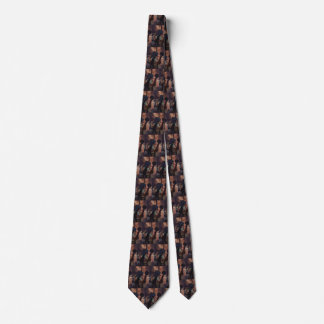 Vintage Business, Movie Theater Projectionist Tie