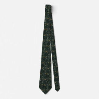 Vintage Business, Policeman on Emergency Telephone Tie