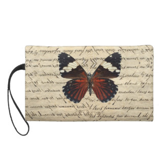 Vintage butterflies collection wristlets
