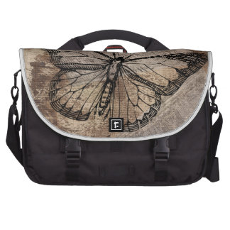 Vintage Butterfly Commuter Bag