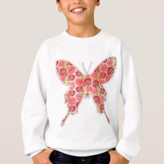 vintage butterfly sweatshirt