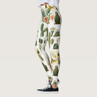Vintage Cactus | Leggings