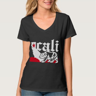 Vintage California Bear Flag (distressed) T-Shirt
