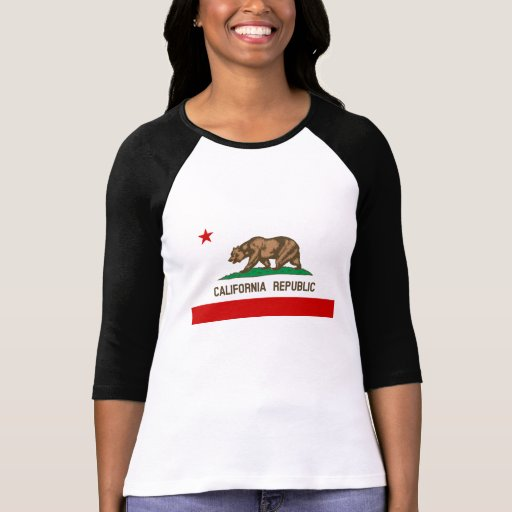 Vintage California Republic State Flag T Shirts