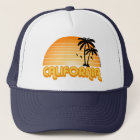 Vintage California trucker hat