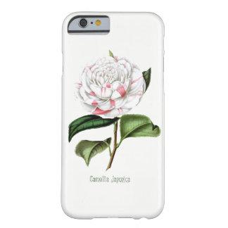 Vintage Camellia iPhone Case