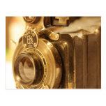 Vintage Camera 2 Postcards