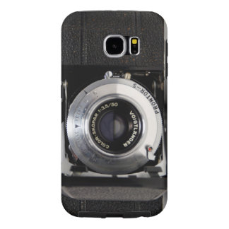 VINTAGE CAMERA 5)2 German Folding Camera - Samsung Samsung Galaxy S6 Cases