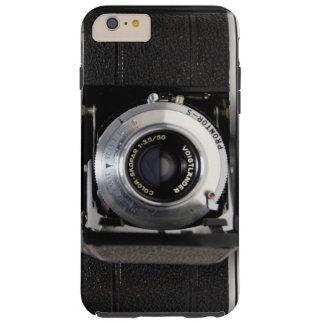 VINTAGE CAMERA 5) German Folding Camera Tough iPhone 6 Plus Case