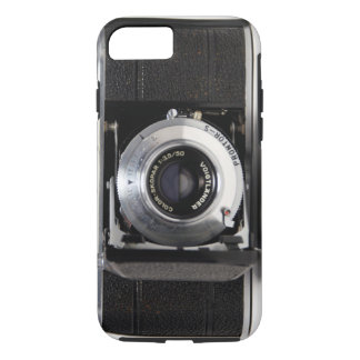 VINTAGE CAMERA 5 German Folding Camera iPhone 7 Case