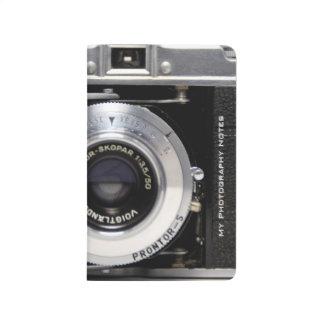 VINTAGE CAMERA 5) German Folding Camera - Pocket J Journals