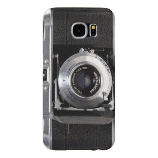 VINTAGE CAMERA 5) German Folding Camera - Samsung Samsung Galaxy S6 Cases