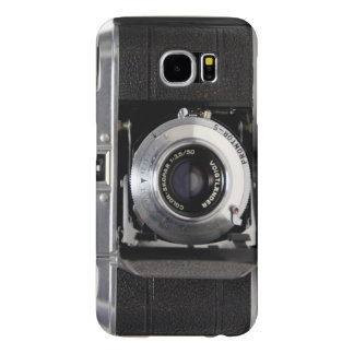 VINTAGE CAMERA 5a German Folding Camera Samsung Samsung Galaxy S6 Cases
