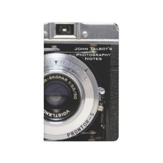 VINTAGE CAMERA 5b German Folding Camera Journal