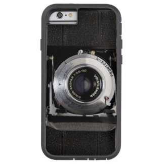 VINTAGE CAMERA 5d German Folding Camera Tough Xtreme iPhone 6 Case