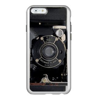 VINTAGE CAMERA 6) USA Folding Camera - Iphone Incipio Feather® Shine iPhone 6 Case