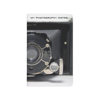 VINTAGE CAMERA 6) USA Folding Camera - Journal