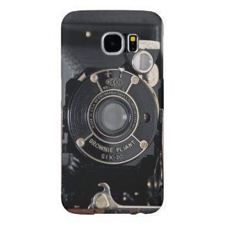 VINTAGE CAMERA 6) USA Folding Camera - Samsung Samsung Galaxy S6 Cases