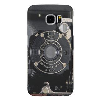 VINTAGE CAMERA 6 USA Folding Camera Samsung case Samsung Galaxy S6 Cases