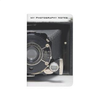 VINTAGE CAMERA 6a USA Folding Camera Journal