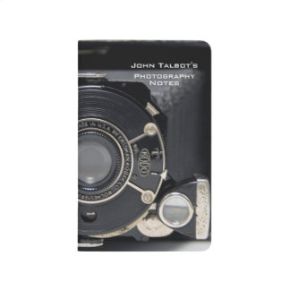 VINTAGE CAMERA 6b USA Folding Camera Journal 2