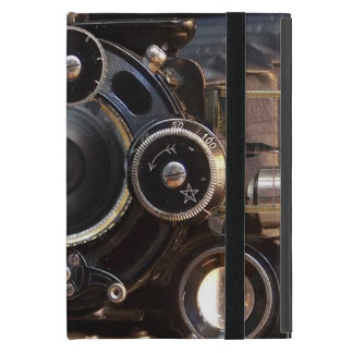 Vintage Camera Antique Photography Cover For iPad Mini