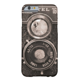 Vintage camera barely there iPhone 6 case