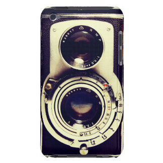 Vintage Camera Barely There iPod Case