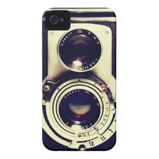 Vintage Camera iPhone 4 Cover