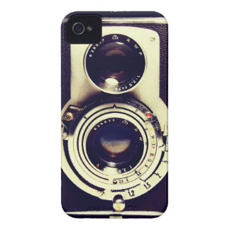 Vintage Camera Case-Mate iPhone 4 Case