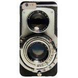 Vintage Camera - Old Fashion Antique Look Barely There iPhone 6 Plus Case