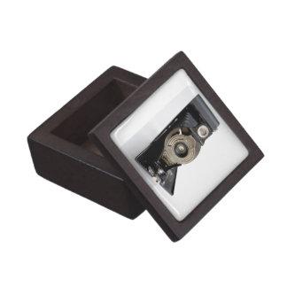 Vintage Camera Premium Box Premium Jewelry Box