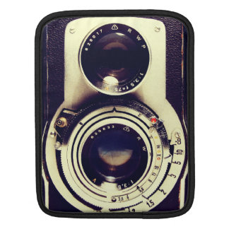Vintage Camera Sleeves For iPads