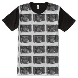 VINTAGE CAMERA USA Folding Camera Shirt