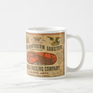 Vintage Canada Packing Company Lobster Mug