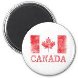 Vintage Canada Refrigerator Magnet