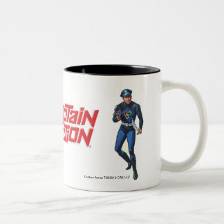 Vintage Captain Action Mug