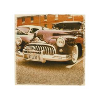 Vintage car art