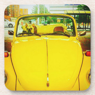 Vintage Car Coasters (set of 6)