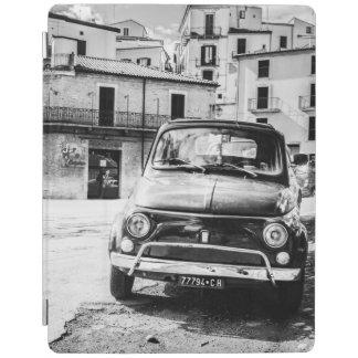 Vintage car Ipad cover   Fiat 500   Italian