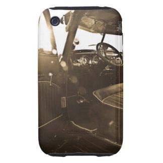 Vintage Car iPhone 3/3GS Case iPhone 3 Tough Covers