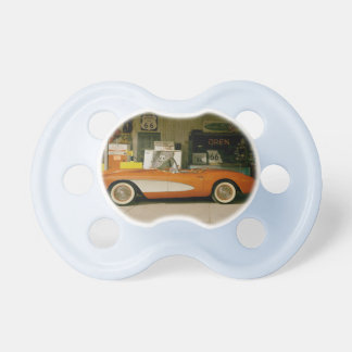 Vintage Car Pacifier