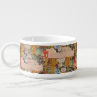 Vintage Carl Larsson The Kitchen Bowl
