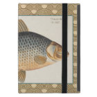 Vintage Carp Freshwater Fish Drawing Cover For iPad Mini