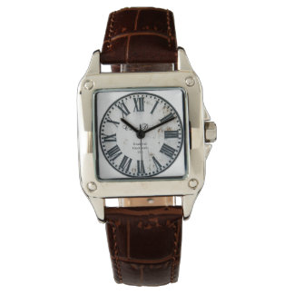 Vintage Carpe Diem Antique Face Ladies Watch